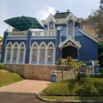 villa satu rumah di puncak