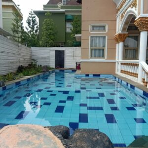 Villa Victoria Puncak 6 Kamar Private Pool