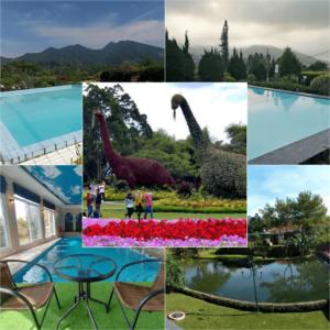 kalatog villa murah dekat taman bunga nusantara puncak