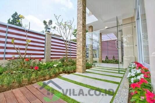 villa ALW Puncak 4 Kamar Private Pool VIP