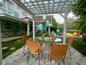 Villa MN Puncak 3 Bedrooms, Private Pool, Billiard & Karaoke