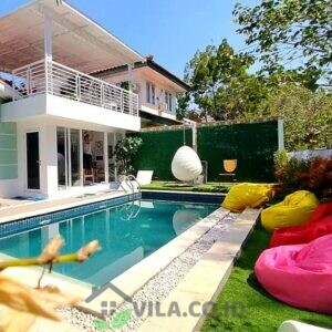 Villa MN Puncak 3 Bedrooms, Private Pool, Billiard & Karaoke