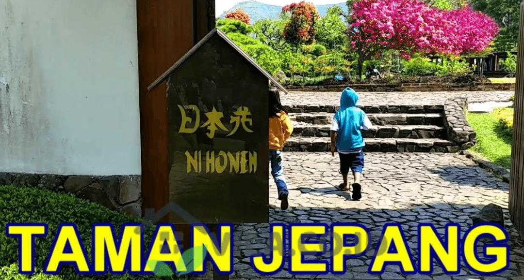 Taman Jepang bogor